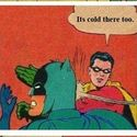 Pierwszy raz widzę że Robin się postawił xD