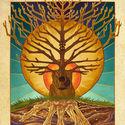 gitarowe drzewo