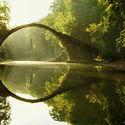 piekne stare mosty w Europie