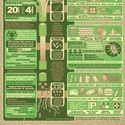 Konopie nie tylko do palenia - infografika