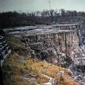 Niagara bez wody, 1969.