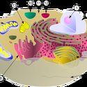 Pierwsza komórka z tworzywa sztucznego z pracującymi organellami