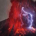 Erupcja Sakurajimy