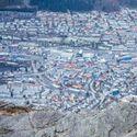 Bergen,Norwegia