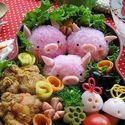Ryżowe świnki