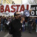 Portugalia protestuje przeciw rządowi