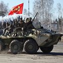 BTR z załadunkiem