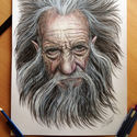 Expressive Pencil Drawings By Dino Tomic