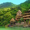 hotel laguna lodge Guatemala