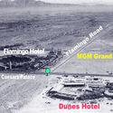 Las Vegas w 1954 roku
