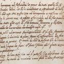List motywacyjny napisany przez Leonarda da Vinci  **