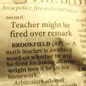 Czy zjadł prace domową