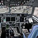 Kokpit C-17 Globemaster III