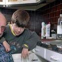 Tata a Marcin powiedział, że gimby tego nie znają.