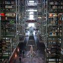 Biblioteka w Meksyku