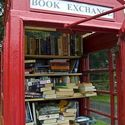 Book exchange.