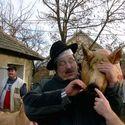 Węgierskie zabawy przy świniobiciu 2