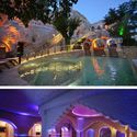 Gamirasu Cave Hotel, Turcja.