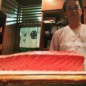 Tuńczyk w Yokohamie