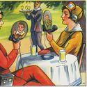 wizja przyszłości z 1930r.