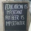 Piwo jest ważniesiejsze