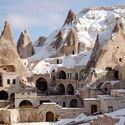 Hotel Fairy Chimney w Turcji