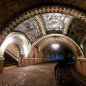 nieużywana stacja metra NYC