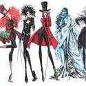 Modowy Tim Burton