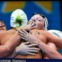 Olimpiada - pływanie.
