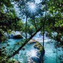 Cascadas de Agua Azul Palenque - Mexico