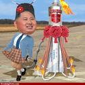 Kim Dzong Un - pompujemy