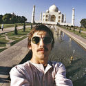 George Harrison w Indiach