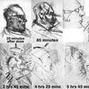 rysunki po LSD