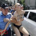 Ehhh być policjantem na Ukrainie...
