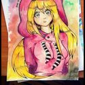Manga #写真鉛筆