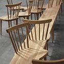Krzesła.