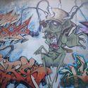 Łódzkie graffiti