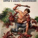 1 level w grach MMO