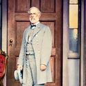 Generał Robert E. Lee na tydzień przed zakończeniem Wojny Secesyjnej - 1865