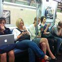 Metro sprzyja czytelnictwu