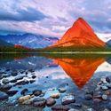 Mount Grinell Graciel - National Park Montana