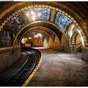 stacja metra city hall-NY