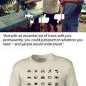 Sprytna koszulka