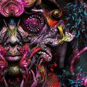 some psychedelic art