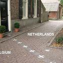 granica pomiędzy Belgią a Holandią