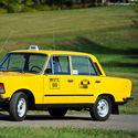 Kultowa taksówka WPT 1313
