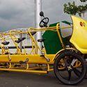 Pojazd dla gimbusów