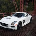 Mercedes-Benz 300 SL & Mercedes-Benz SLS AMG