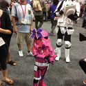 Aren't you a little short to be a Stormtrooper