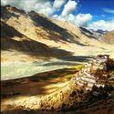 Klasztor Buddyjski , Himalaje